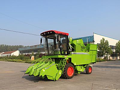 润源4YZ-3C(140马力)自走式玉米收割机