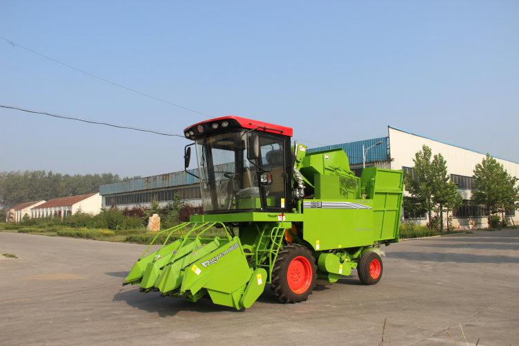 润源4YZ-3C自走式玉米收获机