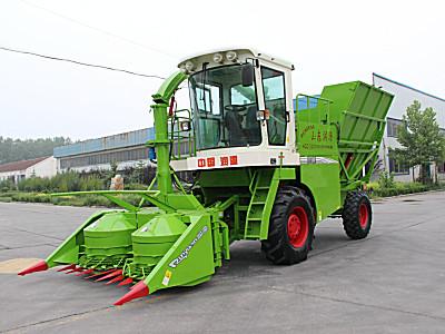 润源4QZ-2200自走式青(黄)贮饲料收获机