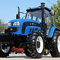 昊田1204輪式拖拉機