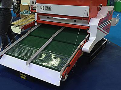 永濤富爾代2B-4A自走式多功能育秧機