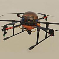 富爾代3WKLZB-10L植保無人機
