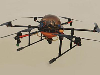 永濤富爾代3WKLZB-10L植保無人機