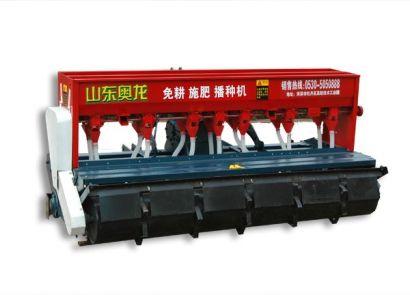 山東奧龍2BXFS-270旋耕施肥播種機