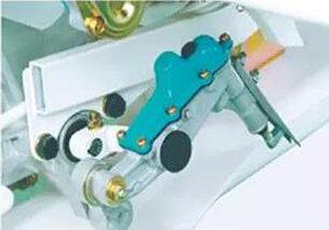 久保田SPW-48C手扶式水稻插秧机插秧机构