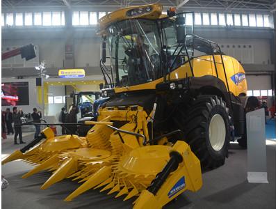纽荷兰FR9040青贮收获机