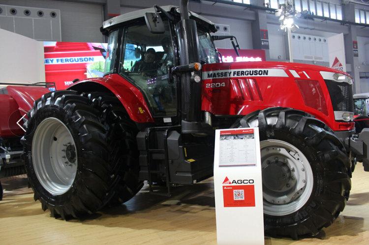 麦赛福格森MF2204拖拉机
