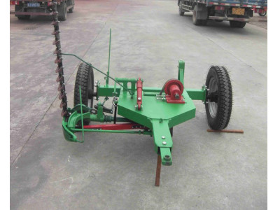 金英9GQL-2.1牵引式割草机