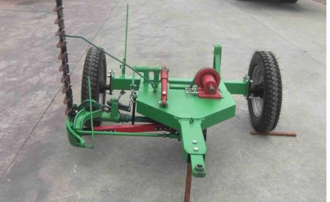 金英9GQL-2.1牽引式割草機