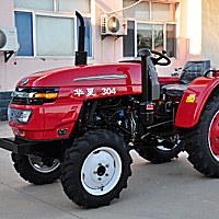 华夏304轮式拖拉机