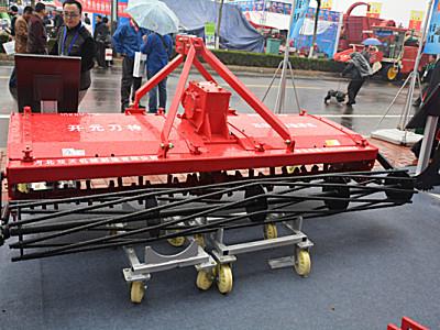 开元刀神1GKNM-250双轴灭茬旋耕机