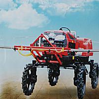 刚毅3WP-600喷杆喷雾机