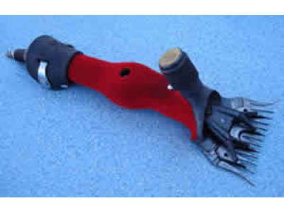 威斯特95MR.2B软轴式电动剪毛机