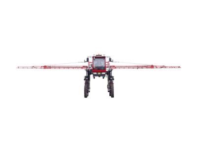 華盛泰山3WP-1300G自走式高稈作物噴桿噴霧機