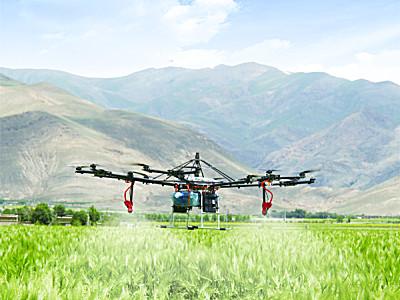 华盛泰山WS-Z1805多旋翼植保施药机
