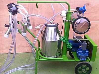 山东惠农家用奶牛挤奶机