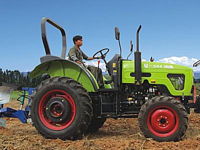 博马-504拖拉机