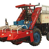 沃德4Y-4背负式玉米收获机