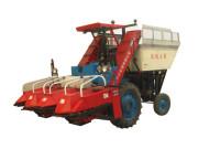 4Y-4背负式玉米收获机