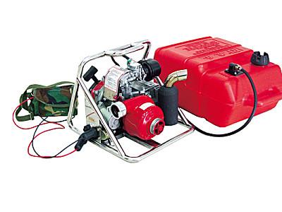 华盛泰山JBQ5.0/3便携式森林消防泵