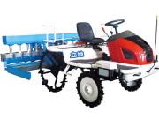 2BD-10B自走式水稻播种机