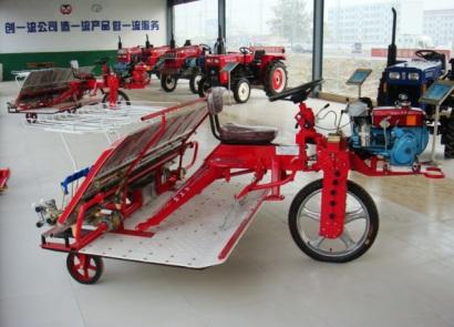濰泰金王子2Z-6300乘坐式水稻插秧機