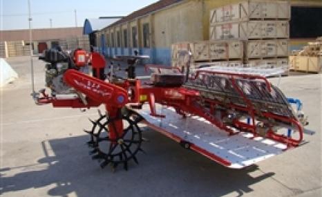 濰泰金王子2Z-8300乘坐式水稻插秧機
