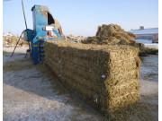 YWB180卧式快速节能秸秆稻麦草打包机