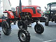 富保田404轮式拖拉机