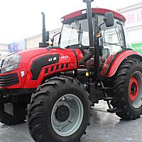 山拖凯泰1404轮式拖拉机
