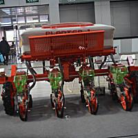 神山大地2BJM-4免耕播種機