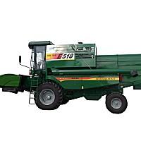 东风E518玉米联合收获机