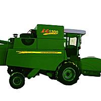 四平東風1300型(4LZ-4)玉米收割機