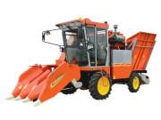 4YZP-3D自走式玉米收获机
