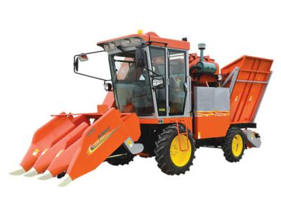 金达威4YZP-3D自走式玉米收获机