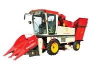 4YZ-2D自走式玉米收获机