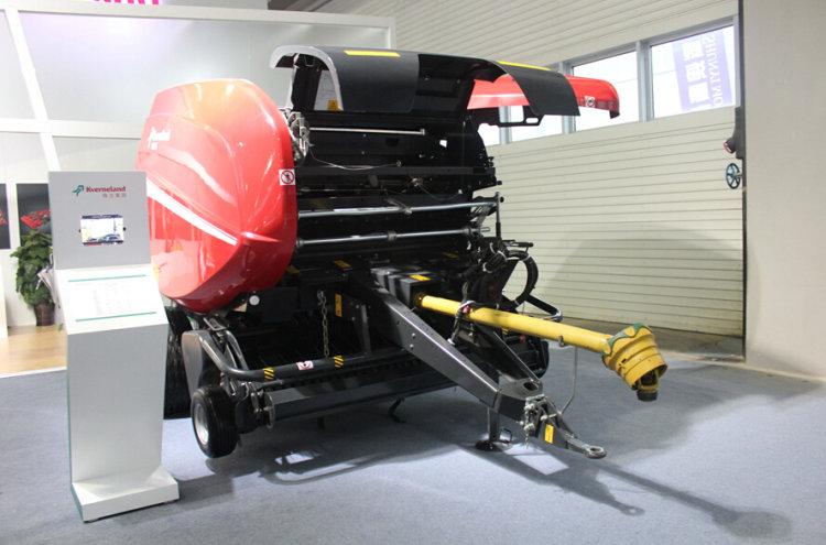 格兰6000系列圆捆机