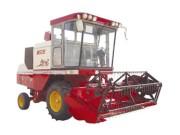 4LZY-2自走式油菜联合收获机