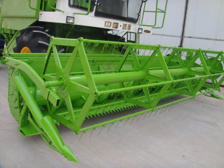 润源G60谷物联合收获机3.66米刚性谷物割台