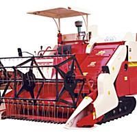 新三王4LZ-2.5水稻聯合收割機