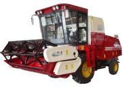 4LZ-4自走式谷物聯合收割機