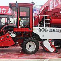 濰泰4YZP-2A玉米收獲機