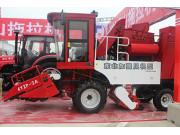 潍泰4YZP-2A玉米收获机