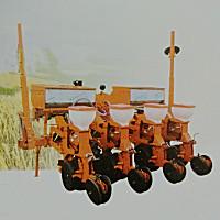 德農2BMQYF-4/4玉米氣吸免耕施肥播種機