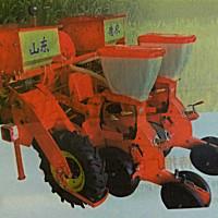 德農2BMQYF-2/2玉米氣吸免耕施肥播種機