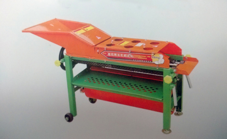 德农5YBG-4A玉米剥皮机