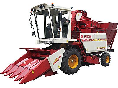 沃得裕龙4YZB-4(CH530/600F)玉米收割机