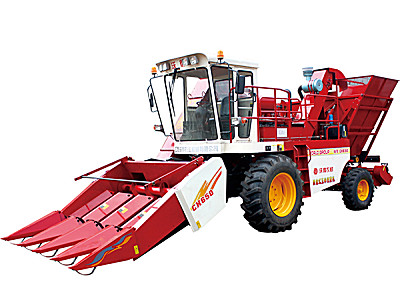沃得裕龙4YZ-4(CH650)玉米联合收割机