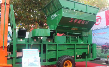 鑫鹏5TY-200-1玉米脱粒机