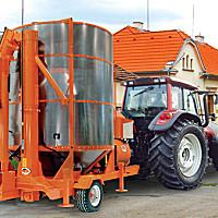 AGREX安格力斯PRT120移動式谷物干燥機